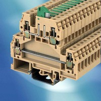 Terminal Block is suited for control loop applications.