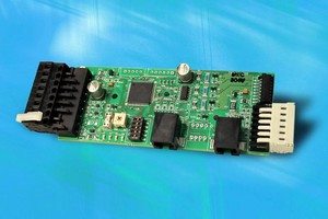Drive Control Module is designed for HTBL RollerDrives.