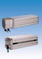 Parallel Actuators operate on 90 psi air pressure.