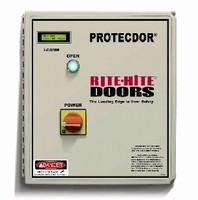 Digital Controller provides interactive door operation.