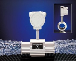 Flow Tube is designed for sanitary CIP and SIP applications.