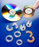 Vacuum Cups handle optical storage media.