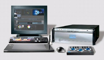 Digital Intermediate Workstation supports format 2K at 30 p.