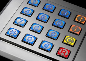 EAO's Rugged Keypad Solutions Offer Seamless Integration