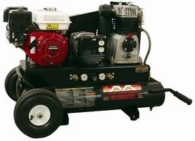 Combination Air Compressor/Generator Units