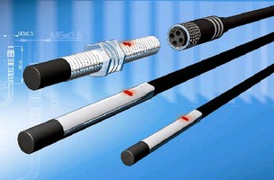 Proximity Sensors offer sensing distance of 5 mm.
