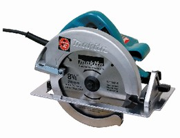 Circular Saw includes 2 LED lights for cutting accuracy.