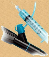 Biopsy Valves are disposable for patient/staff protection.