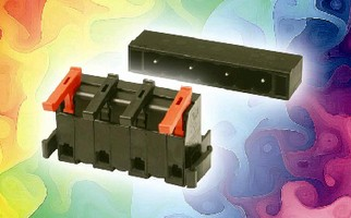 Pluggable Terminal Blocks offer tool-less operation.