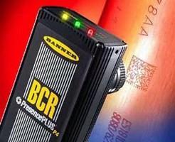 Banner Vision Sensors Read Dot-Peen Bar Codes