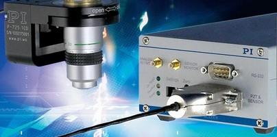 Piezo Controller accelerates Z-stack image acquisition.