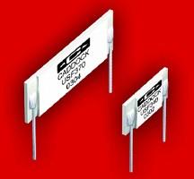 Film Resistors suit analog electronics applications.