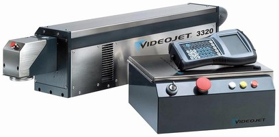Laser Coder keeps pace with high-speed production lines.