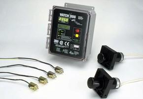 System monitors belt conveyors and bucket elevators.