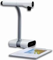 XGA Output Visual Presenter has adjustable arm design.