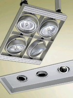 Lighting Systems offer accent and ambient illumination.