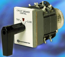 Replacement Panel Switches are suited for power industry.