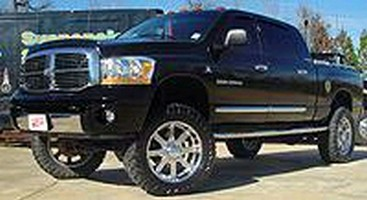 Suspension Systems fit 3/4 and 1 ton Dodge Rams.
