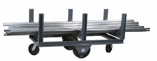 Bar Cradle Trucks offer 4,000 and 10,000 lb capacities.