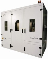 Inspection System detects wafer edge defects.