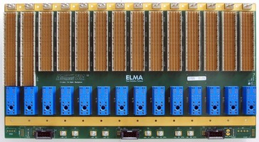 ATCA Full Mesh Backplane offers complete pluggability.