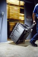 Transit Case enables safe transport of sensitive equipment.