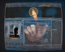 Control Panels utilize integrated security software.