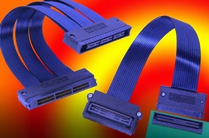 Cable Assemblies come with or without internal ground plane.
