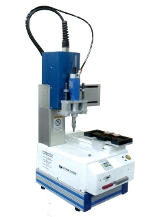 Screw Inserter installs small screws in metal or plastic.