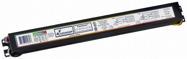 Electronic Ballasts feature -20°F starting temperature.