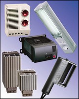 Kooltronic Now Offers Enclosure Heaters, Lights and Other Accessories