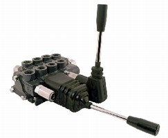 Directional Control Valves offer metering spool option.