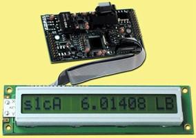 Signal Conditioner Board offers auto sensor identification.