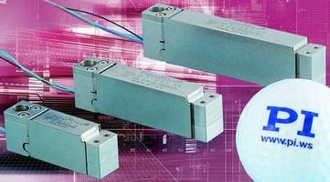Nanopositioning Actuators have precision flexure guides.