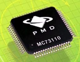 Motion Control IC optimizes brushless DC motor operation.