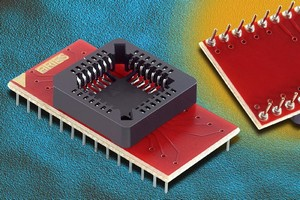 PLCC-to-DIP Adapter is RoHS-compliant.
