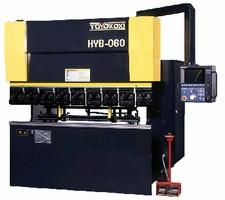 Hybrid Press Brakes achieve repeatability of 0.002 in.