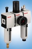 Compressed Air Preparation System has 184 scfm flow rate.