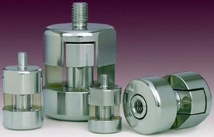 Linear Couplings compensate for component misalignment.