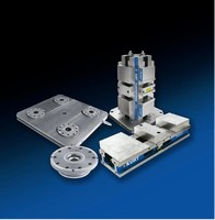 Kurt's New High Density HDL Vises And Towers And DockLock Zero-Point Positioning System Will Be Exhibited