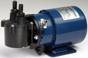 Diaphragm Pumps suit high- and low-flow applications.
