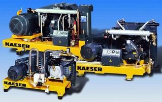 Booster Compressors provide pressures to 650 psig.