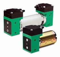 Diaphragm Pumps handle liquids and mixed wet or dry media.