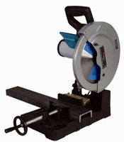 Metal Saw cuts without burring, heat distortion, or sparking.