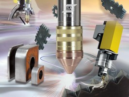 Plasma System combines cutting and marking in single system.