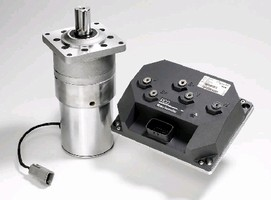 Power Steering System features CANOpen interface.