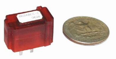 Current Transducer includes Hall Effect sensor assembly.