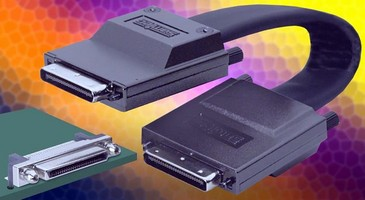 I/O Cable Assemblies suit signal integrity applications.