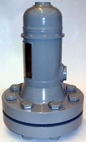 Gas Filter conforms to ASME requirements.