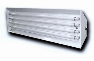 Fluorescent Fixture is UL 1598 listed.
